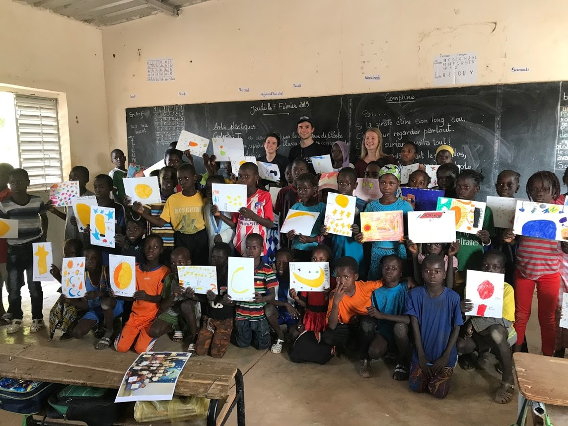 Lightforce and Odigo join forces to bring light to Senegal
