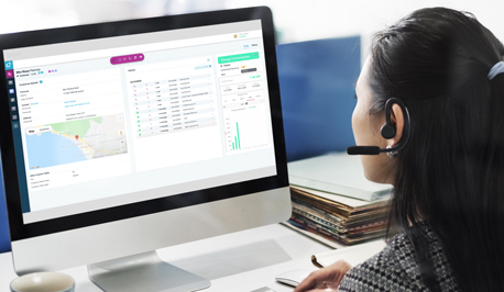 Customize agent consoles with widgets for faster, more efficient customer service