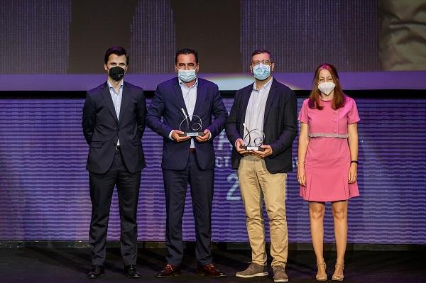 Odigo receives Best IT project in Omnichannel Award